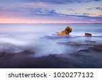 robe  south australia | Shutterstock . vector #1020277132