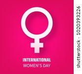 women's day background design ...