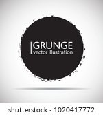 grunge post stamps collection ... | Shutterstock .eps vector #1020417772