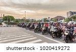 semarang  indonesia   october ... | Shutterstock . vector #1020419272