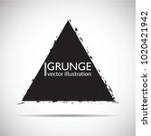 grunge post stamps collection ... | Shutterstock .eps vector #1020421942