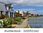 Australian Family House. House...