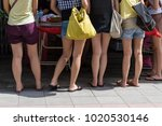 georgetown  penang   malasia  ... | Shutterstock . vector #1020530146