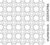 seamless vector pattern in...   Shutterstock .eps vector #1020542986