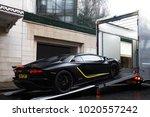 london  england   november 2017 ... | Shutterstock . vector #1020557242