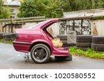 saint petersburg  russia  ... | Shutterstock . vector #1020580552