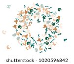 colorful spots. abstract print...   Shutterstock .eps vector #1020596842