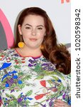 los angeles   feb 7   tess... | Shutterstock . vector #1020598342