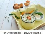 Homemade Cream Of Potato Soup...