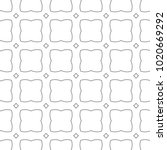 seamless vector pattern in... | Shutterstock .eps vector #1020669292