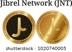 set of physical golden coin...   Shutterstock .eps vector #1020740005
