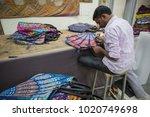 bagru  jaipur  rajasthan  india ...   Shutterstock . vector #1020749698