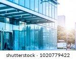 urban architectural landscape... | Shutterstock . vector #1020779422