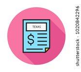 statement document report     Shutterstock .eps vector #1020842296