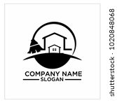 logo  icon and vector for... | Shutterstock .eps vector #1020848068