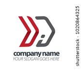 initial letter speed logo