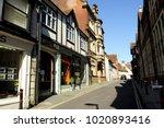 lewes  england 6 september 2015 ... | Shutterstock . vector #1020893416