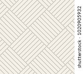 vector seamless lattice pattern.... | Shutterstock .eps vector #1020905932