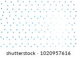light blue vector of small... | Shutterstock .eps vector #1020957616
