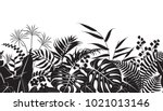 seamless line horizontal... | Shutterstock .eps vector #1021013146