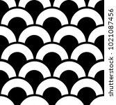 modern geometric seamless... | Shutterstock .eps vector #1021087456