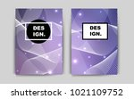 light purple vector layout for...