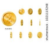 gold rotate zcash frames set...