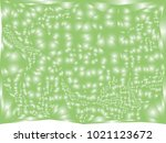 abstract green background with... | Shutterstock .eps vector #1021123672