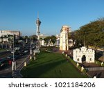 kedah malaysia   3 2 2018   the ... | Shutterstock . vector #1021184206