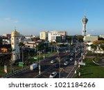 kedah malaysia   3 2 2018   the ... | Shutterstock . vector #1021184266