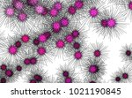 light colored vector template... | Shutterstock .eps vector #1021190845