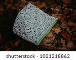 kid tube scarf | Shutterstock . vector #1021218862
