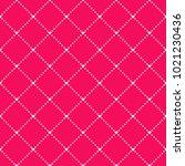 heart symbol seamless vector... | Shutterstock .eps vector #1021230436