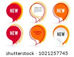 infographic design of bubbles ... | Shutterstock .eps vector #1021257745