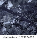 abstract painting. ink handmade ... | Shutterstock . vector #1021266352