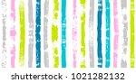 paint lines seamless pattern....   Shutterstock .eps vector #1021282132