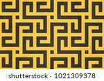 seamless pattern with black... | Shutterstock .eps vector #1021309378