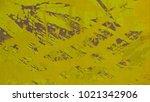 abstract painting. ink handmade ... | Shutterstock . vector #1021342906