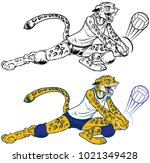vector cartoon clip art...   Shutterstock .eps vector #1021349428