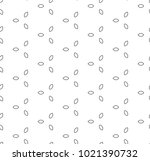 seamless ornamental vector... | Shutterstock .eps vector #1021390732