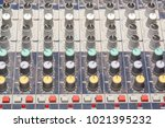 Synthesizer. Dj Control Panel....
