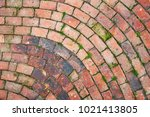 brick and stone background | Shutterstock . vector #1021413805
