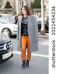 paris march 4  2015.... | Shutterstock . vector #1021454236