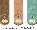 set of vector label with... | Shutterstock .eps vector #1021476412