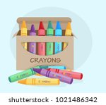 Wax Crayons For Drawing  Color...