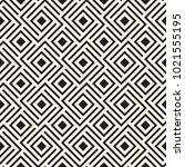 vector seamless lattice pattern....   Shutterstock .eps vector #1021555195