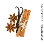 Cinnamon  Star Anise And...