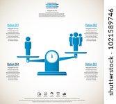business management  strategy... | Shutterstock .eps vector #1021589746