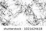 halftone grunge vector seamless ... | Shutterstock .eps vector #1021624618