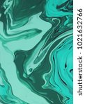green and black marble... | Shutterstock . vector #1021632766